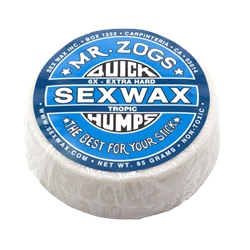 Sex Wax Quick Humps Wax - Blue (Extra Hard)
