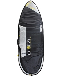 "Alder 10mm 6'10"" Fish Boardbag in Multi"