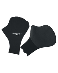 Alder Paddle 3mm Wetsuit Gloves in Black