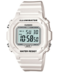 Casio Core Watch in White