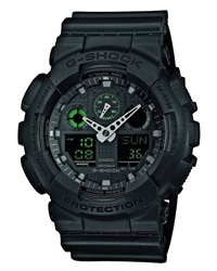 Casio G Shock Watch in Black