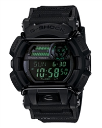 Casio G Shock Watch in Black & Green