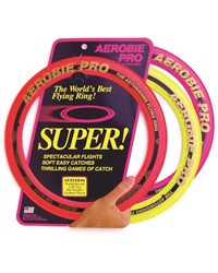 "Aerobie 13"" Pro Ring Frisbee - Assorted"