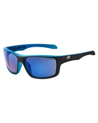 Dirty Dog Axle Sunglasses Polarized in Black & Blue