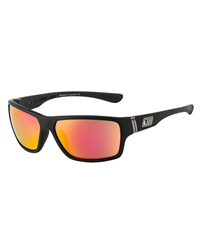 Dirty Dog Storm Sunglasses Polarized in Satin Black
