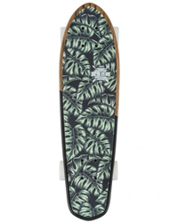 "Globe Blazer 26"" Skateboard in Teak & Monstera"