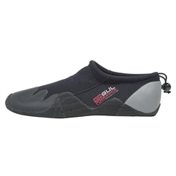 Gul Junior Power Slipper Boot in Black & Grey