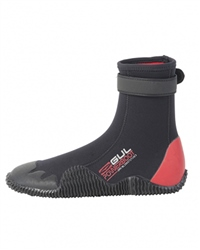 Gul Power Boot 5mm in Black & Red