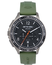 Animal T44 Watch in Olive