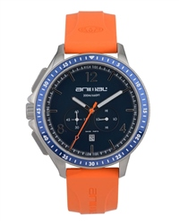 Animal T44 Watch in Orange