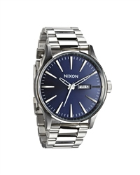 Nixon Sentry SS Watch - Blue Sunray