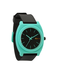 Nixon Time Teller Watch - Black & Teal