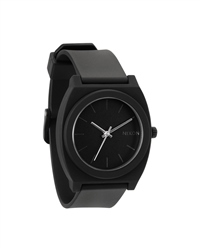 Nixon Time Teller Watch - Midnight Black