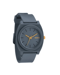 Nixon Time Teller Watch - Steel Grey