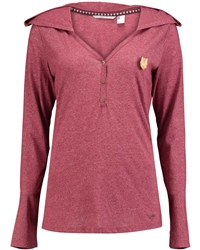 O'Neill Marley Hooded Top - Pink