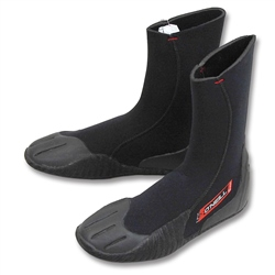 O'Neill Epic 5mm Wetsuit Boots - Black