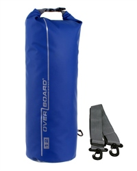 Overboard 12 Litre Dry Tube Bag - Blue