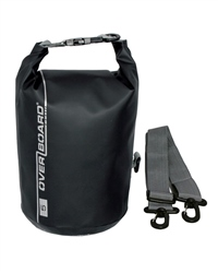 Overboard 5 Litre Dry Tube Bag - Black