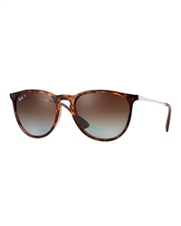 Ray-Ban Erika Sunglasses - Brown
