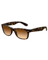 Ray-Ban New Wayfarer Sunglasses - Brown