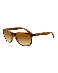 Ray-Ban RB4181 Sunglasses - Brown