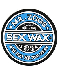Sex Wax Original Wax - Blue (Tropical Water)