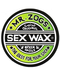 Sex Wax Original Wax - Green (Cold Water)