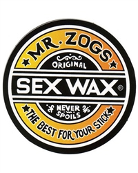 Sex Wax Original Wax - Orange (Cool Water)