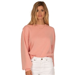 Amuse Society Misty Morning Top - Pink