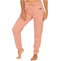 Amuse Society S'il Vous Play Trousers - Pink