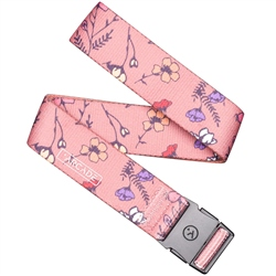 Arcade Ranger Youth Belt  - Rose Floral