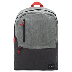 Animal Etch Backpack - Grey