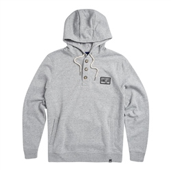 Animal Basecamp Hoody - Grey Marl