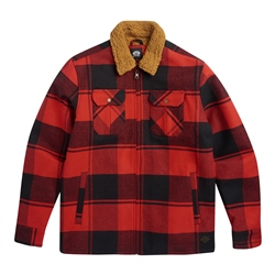 Animal Chopper Jacket - True Red
