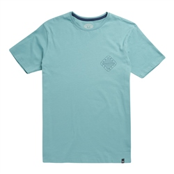 Animal Horizons T-Shirt - Mineral Blue