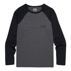 Animal Ocana T-Shirt - Dark Charcoal Marl