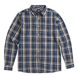 Animal Socket Shirt - Indigo Blue