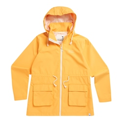 Animal Byron Jacket - Custard Yellow