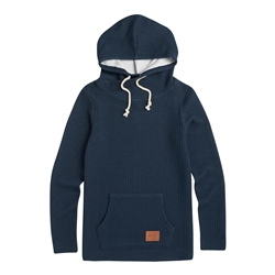 Animal Adventure Hoody - Indigo Blue Marl