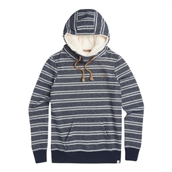 Animal Wrapped Up Hoody - Sky Captain Blue