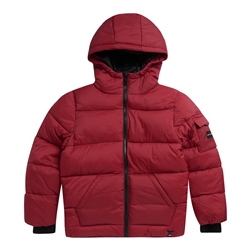 Animal Gus Jacket - Rio Red