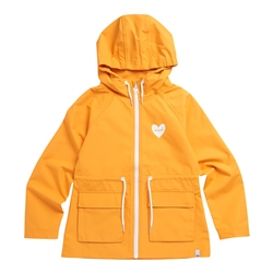 Animal Mini Byron Jacket - Golden Glow Yellow