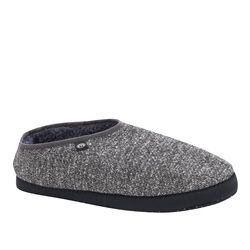 Animal Bollo Short Slippers - Asphalt Grey