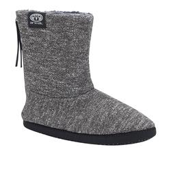 Animal Bollo Slippers Boots - Asphalt Grey