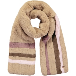 Barts Phylla Scarf - Light Brown