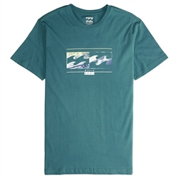 Billabong Inversed T-Shirt - Emerald