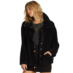 Billabong Cosy Moon Jacket - Black