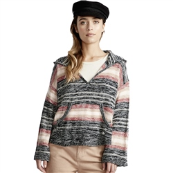 Billabong Baja Beach Hoody - Rose