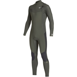 Billabong Furnace Absolute 5/4mm Wetsuit - Olive