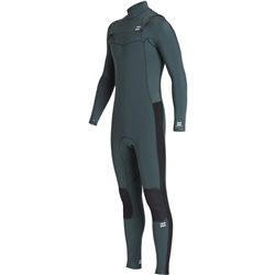 Billabong Furnace Revo 5/4mm Wetsuit - Military
